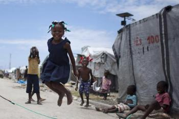 Haiti tent camp Jan. 2015, photo by AP.jpg